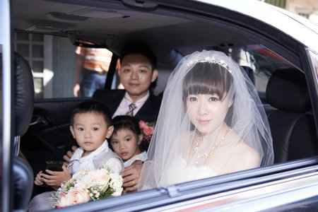 婉婷 Wedding 婚禮造型