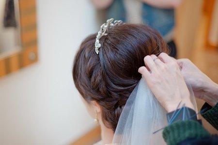 滋愛 Wedding 婚禮造型
