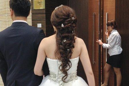 Wedding 婚禮造型