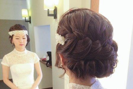 EVON Wedding 婚禮造型