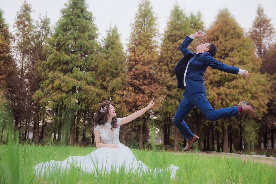 艾薇時尚精品婚紗,艾薇-籌備婚禮最對的選擇