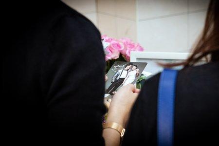 《來自異國的午宴》韓國新郎❤台灣新娘 /高雄大寮 朝中宮