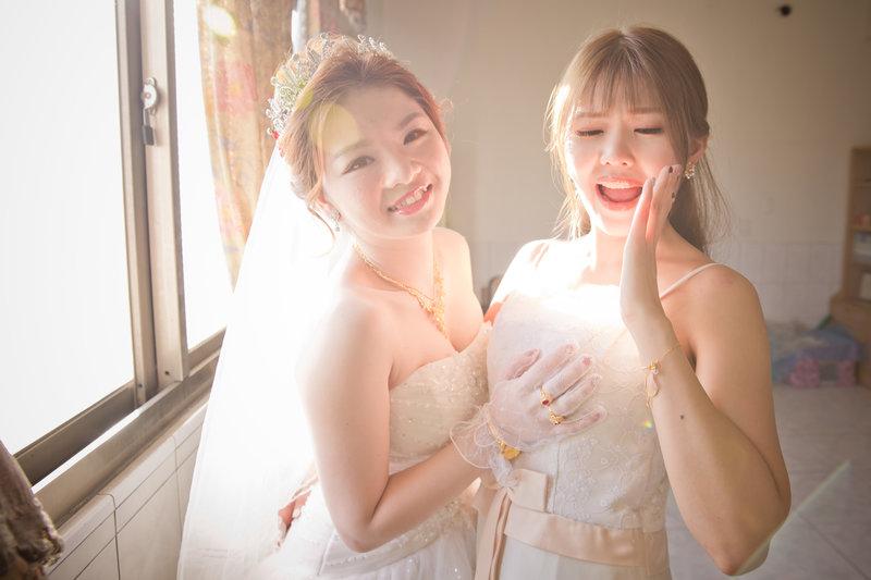 婚禮記錄(平面攝影)作品