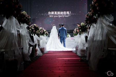 2018/10/20 Willianm&Vivi 高雄教會證婚