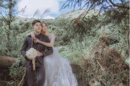 婚紗照-大自然