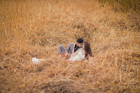 婚紗照-稻