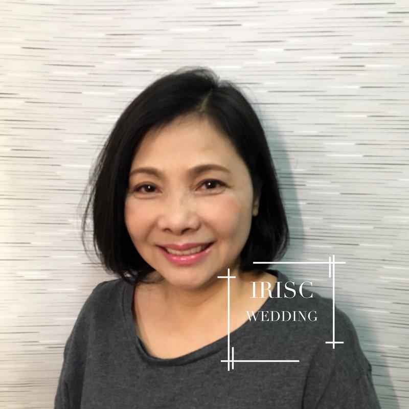 新郎/媽媽/伴娘/親友妝髮造型作品