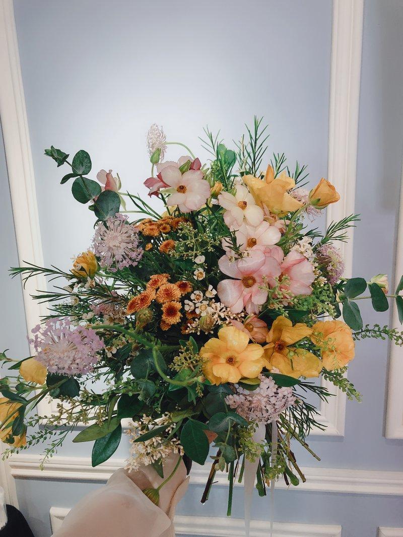 花藝設計作品