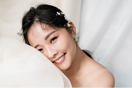 韓系小麥色女孩
