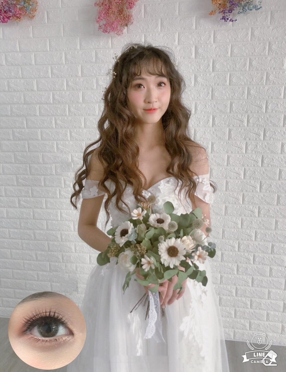 122FE23F-33B5-4573-8AB8-3F75718214EB - YI MO 米米 makeup Stud《結婚吧》