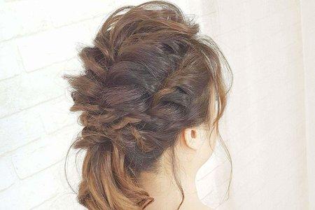 清新,甜美,氣質 妝髮