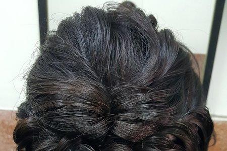 媽媽 髮造型