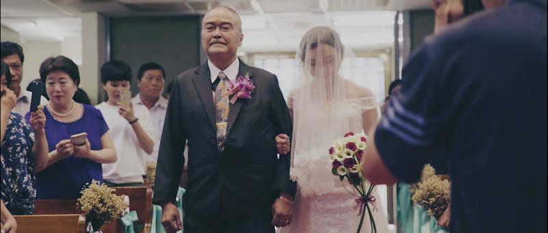 仨.婚禮錄影| 儀式+宴客(全日型)作品