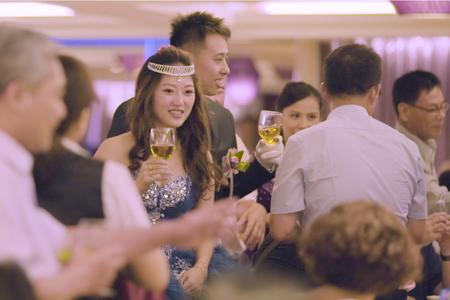 仨.婚禮錄影| 儀式+宴客(全日型)