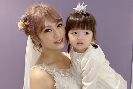 曾茉莉 | 新娘造型 | 2021