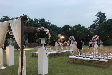 響悅花園婚禮主持