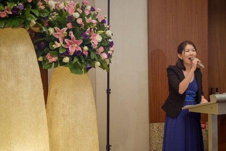 台北遠企飯店 婚禮主持