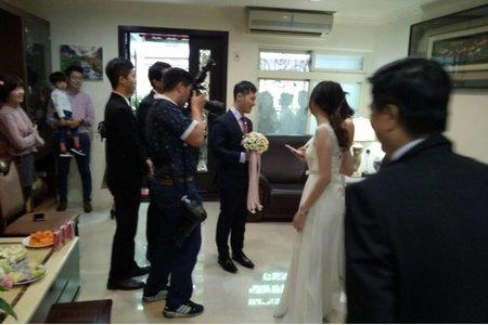 到府訂結婚儀式主持引導