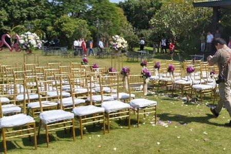 美式戶外婚禮 證婚主持企劃