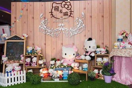 鄉村kitty風 106/05/20