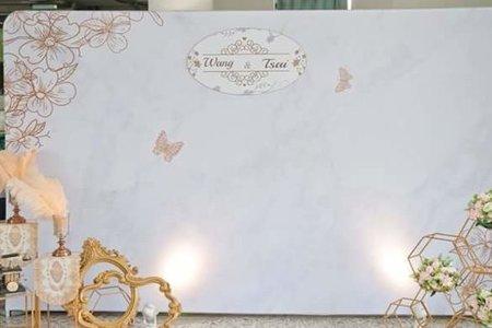 公版婚禮佈置方案