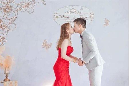 婚禮佈置+婚禮攝影