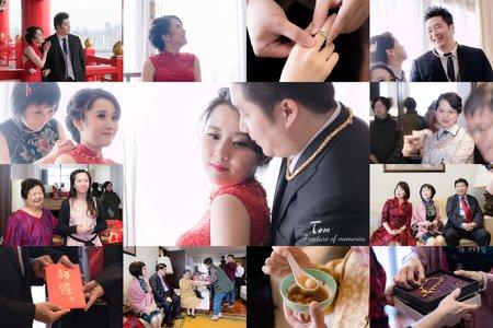 訂結婚之囍-圓山大飯店