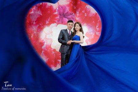 訂結婚之喜 『 龍潭儷宴會館』