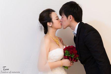訂結婚之喜『維多麗亞酒店』