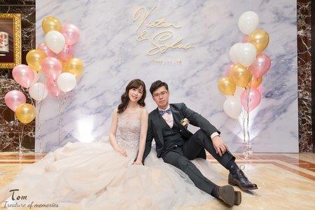 Victor&Sylvia『尊爵大飯店』