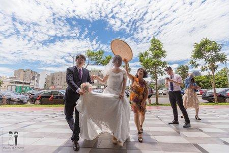 和平&鈺雯『結婚之喜』