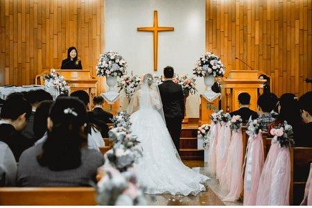 |婚禮紀錄|哲安 x 艾華