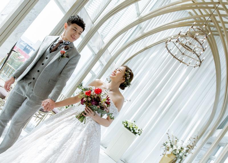 婚禮紀錄 平面+動態 2020熱烈預約中作品