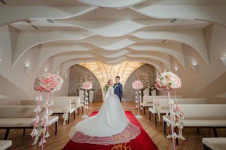 昇志 & 杏茹 - 婚禮攝影