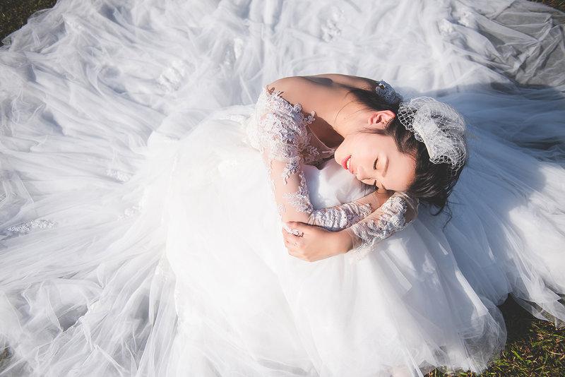 婚紗包套 A作品