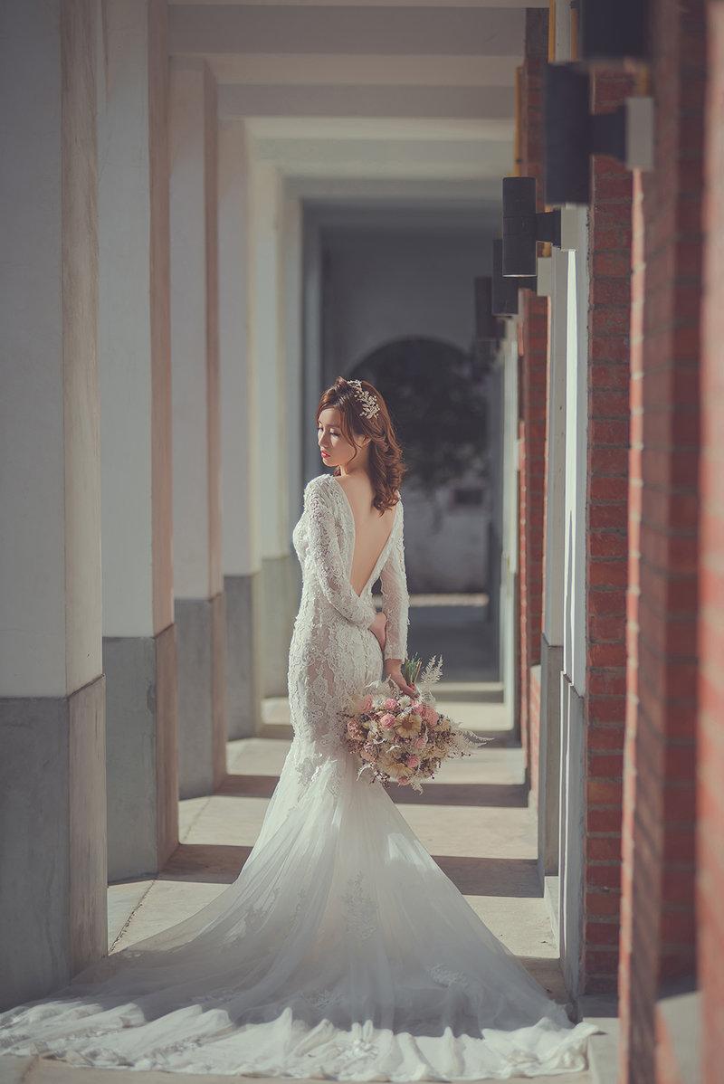婚紗包套 C作品