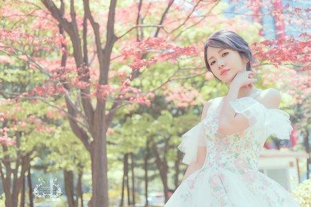 海外婚紗 ( 韓國 )