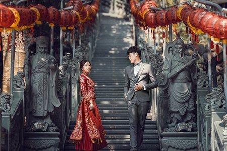復古中式|韓風棚拍|生活故事