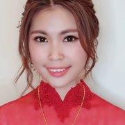 台南Sandy幸福公主日韓美妝造型!