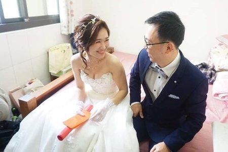婚宴服務~甜美可愛天使新娘