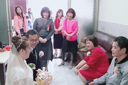 新娘婚禮宴客