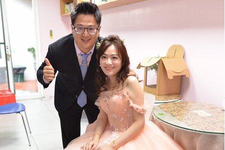 2021.4/10 婚禮現場~小南新娘