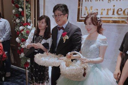 2021.4/10 .4/25婚禮現場~小南新娘