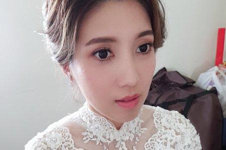 甜美浪漫韓系妝容
