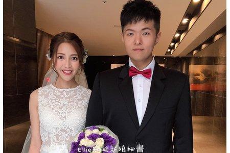 Weddingday 證婚造型