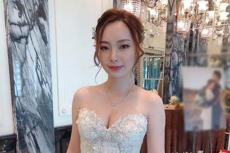 韓式妝感 自然線條造型