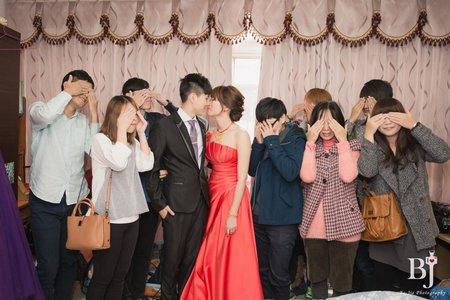 婚禮攝影 | 雲林 | 家宏+思語