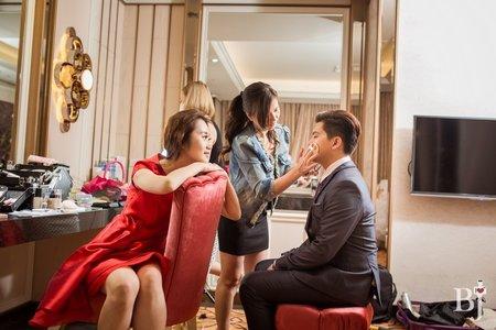 婚禮攝影 | 台中 | 詠翔+婉婷