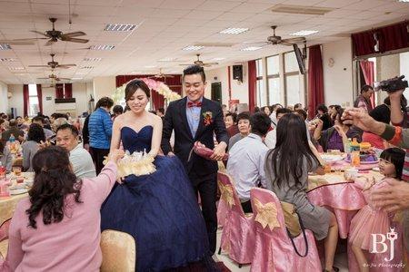 婚禮攝影 | 台南 | 鑫檄+姿杏