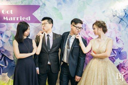 婚禮攝影 | 彰化 | 智堯+雯琪 - 文定